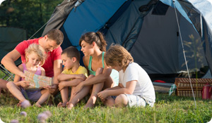 4 Tips for Hiking and Camping Safety