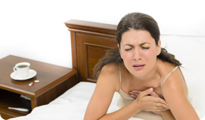 When Chest Pain Doesn  t Come from the Heart