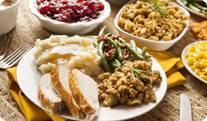 What the Health Experts Are Eating This Thanksgiving