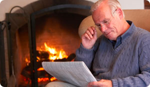 How Fireplaces Heat Up Your Asthma Symptoms