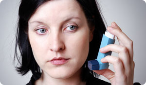 Is Asthma Piling on the Pounds?