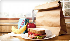 Is Your Child's Brown Bag Lunch Safe to Eat?