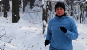 The Risks of Cold Weather Running