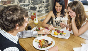 5 (Healthy) Ways to Save in Restaurants