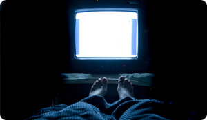 Should You Watch TV Before Bed?