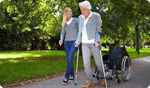 Your Guide to Canes, Walkers, and Wheelchairs