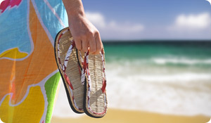 5 Dangers of Going Barefoot